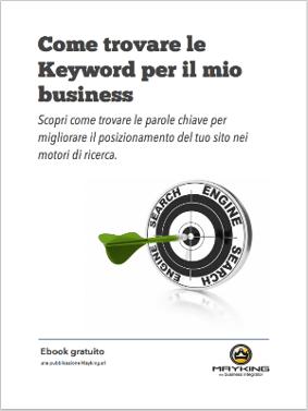 Come trovare le keyword per il tuo sito web