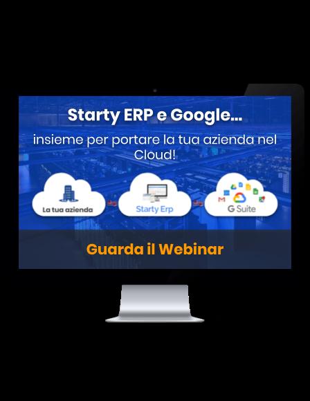 Webinar GSuite + Starty ERP